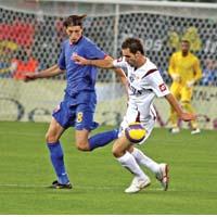 Steaua - Rapid, un derbi fara goluri