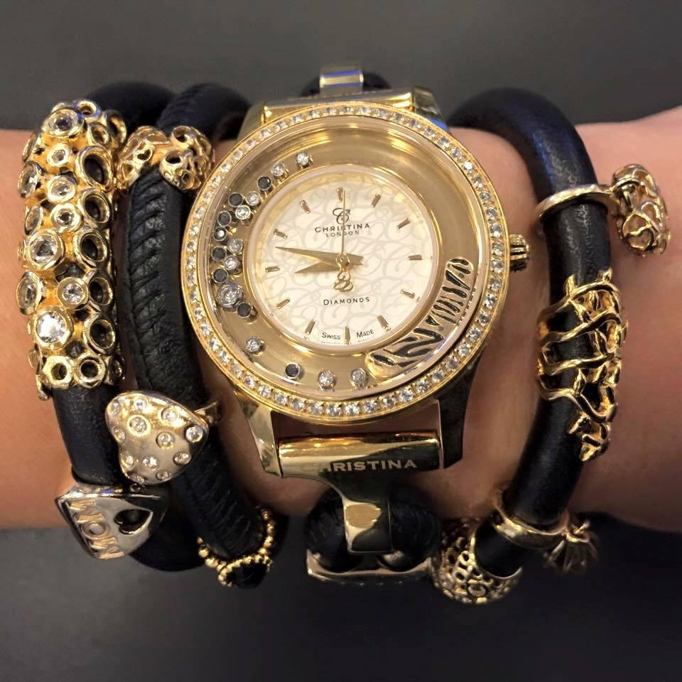 Reducerile continua la Christina Diamonds ? 8 ceasuri Swiss Made la 1500 lei si 40% reducere la toata gama de bijuterii