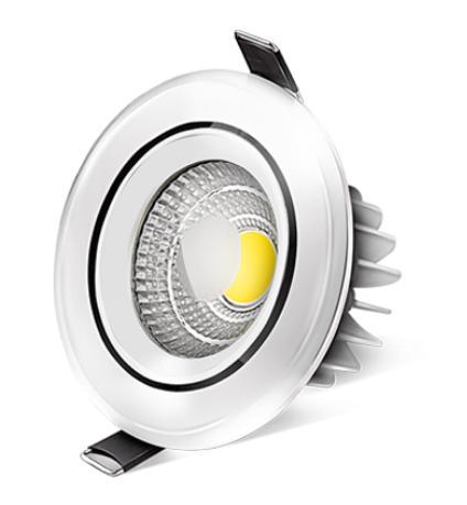 Spoturi led orientabile pentru iluminare directionata