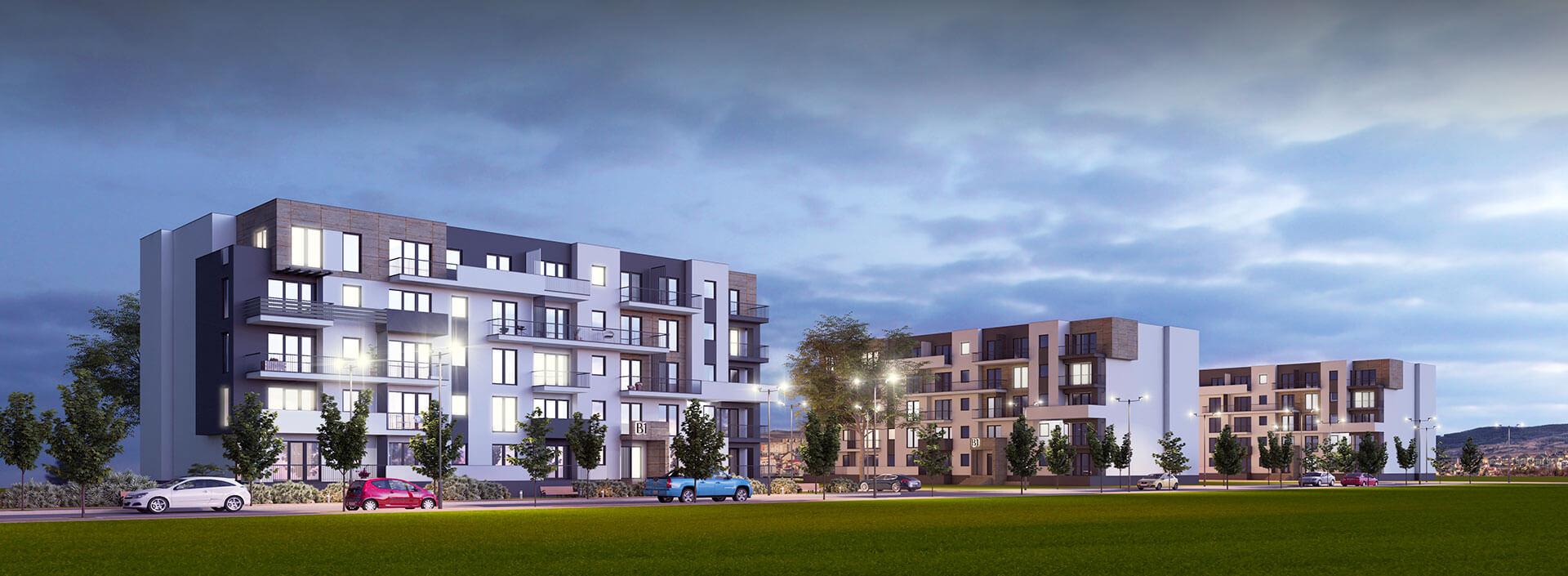 Care sunt avantajele unui apartament cu 4 camere in Constanta?