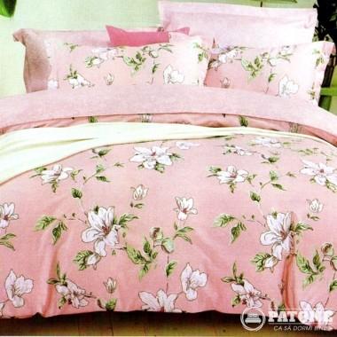 Un set de lenjerii de pat din bumbac creponat aduc schimbari dormitorului