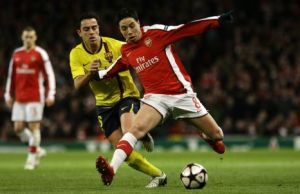Champions League, sferturi de finala: Arsenal - Barcelona 2-2
