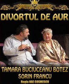 Tamara Buciuceanu-Botez revine pe 19 aprilie in Divortul de aur