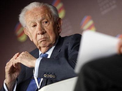 A murit Juan Antonio Samaranch, presedinte al Comitetului Olimpic International