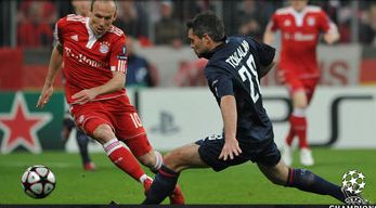 Bayern Munchen - Lyon 1-0 in semifinalele Champions League