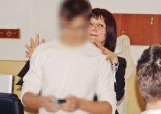 Profesoara de limba romana din Buzau, acuzata ca pipaie elevii in timpul orelor
