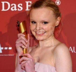 Romanca Maria Victoria Dragus a castigat Oscarul german