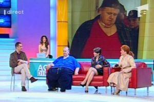 Cel mai gras roman a slabit 150 de kilograme
