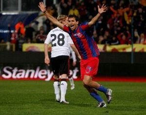 Steaua-Liverpool 1-1. Calificarea se joaca la Napoli