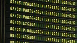 Toate cursele aeriene Romania - Spania au fost anulate sambata