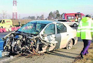 Prezentatorul TVR Patric Petre Marin a murit intr-un accident rutier