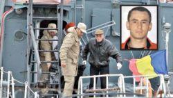 Un militar s-a sinucis la bordul unei nave