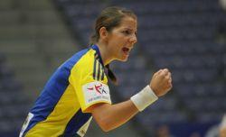 Romania va intalni Suedia in semifinalele CE de handbal feminin