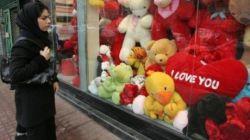 Ziua indragostitilor de Sfantul Valentin, interzisa in Iran
