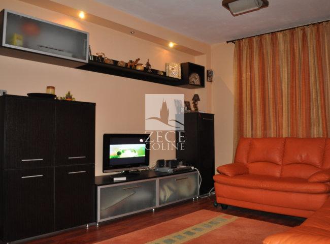 Apartament de inchiriat la Iasi, 3 camere, complet mobilat si utilat
