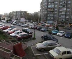 Bucurestean impuscat pentru un loc de parcare