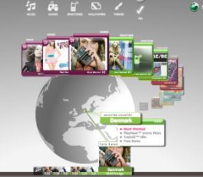 Sony Ericsson lanseaza PlayNow Arena, magazin de muzica digitala
