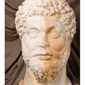 O statuie imensa a unui imparat roman a fost descoperita in Turcia