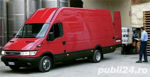Distributie colete Germania 1400euro