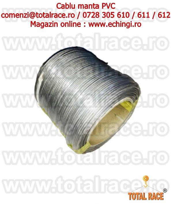 Cablu metalic cu protectie PVC productie Olanda