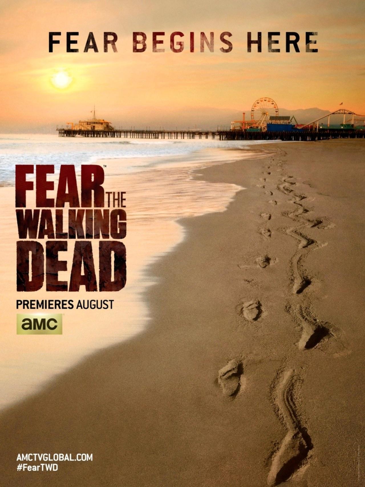 FEAR THE WALKING DEAD VA AVEA PREMIERA PE 24 AUGUST, SIMULTAN CU PREMIERA DIN SUA