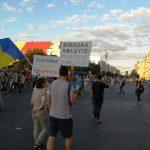 Noi proteste în Capitală: Peste 1.500 de sindicalişti ai grefierilor, aşteptaţi astăzi în Piaţa Victoriei