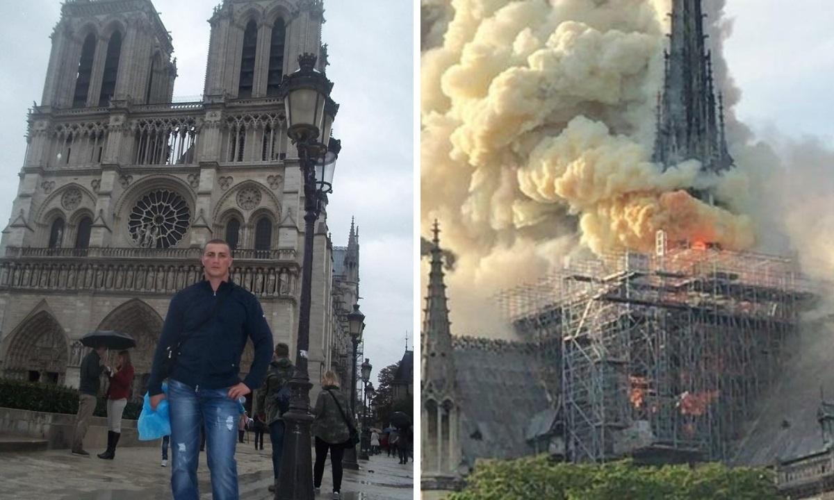 Si-a socat fanii! Ce a spus Marian Godina, dupa incendiul de la Notre-Dame: Mi i-am pus in cap!