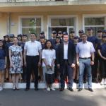 """Ofițer DGA Neamț, formator la Şcoala de vară """"Tineri împotriva corupţiei"""" din R.Moldova"""