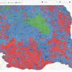 Rezultatele alegerilor prezidențiale din 2019 în fiecare sat din țară și în fiecare secție de vot din orașele din România, puse pe o serie de hărți interactive – Politic