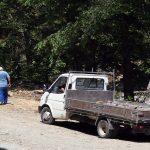 Primarul PSD din Vlădeşti, prins la volanul unui camion cu lemne de furat – Politic