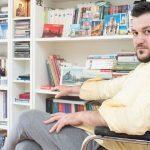 Andrei Crăciun: Sunt un porc sedentar / Petrec ciuma pangolinului citind pe marele nihilist Cioran și pe marele vagabond Panait Istrati. Jurnal ANTI-covid 19. Ziua 21 – Perspektiva