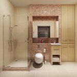 Cabina de duș Radaway în stilul Loft