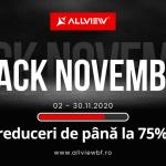 Allview va lansa campania Black November