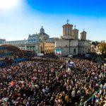 """Orban speră """"să se ajungă la o formă de acord"""" privind pelerinajul din Capitală / Patriarhia a anunțat de o zi că pelerinajul de Sf. Dumitru va avea loc, cu aprobarea Gabrielei Firea – Esential"""