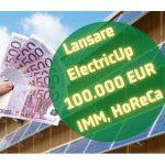Oficial: Granturi de 100.000 Euro pentru panouri solare și chargere de mașini electrice – perioada de depunere a proiectelor și ghidul de finanțare