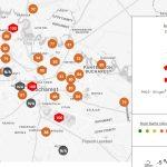 O nouă depăşire a limitelor de poluare în Bucureşti. Aer irespirabil, marţi seară – Mediu