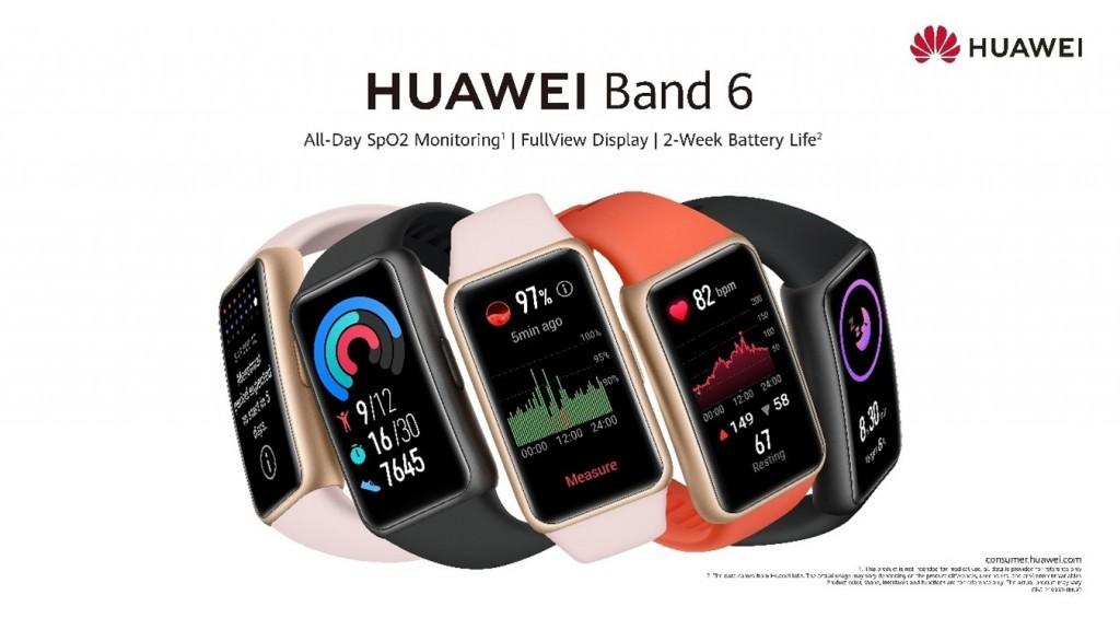 HUAWEI Band 6 (1)