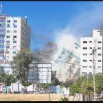 Redactorul-şef al Associated Press vrea o anchetă cu privire la bombardarea clădirii din Gaza care adăpostea sediul redacției sale VIDEO – International