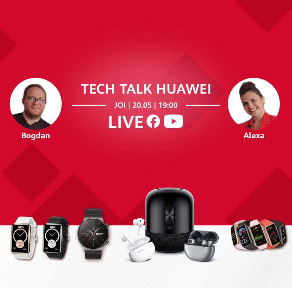Tech Talk Huawei