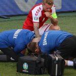 """""""Optimism precaut"""" al medicilor în legătură cu starea de sănătate a lui Christian Eriksen, potrivit unui oficial al clubului Inter – Fotbal"""