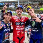 MotoGP: Francesco Bagnaia a câștigat Marele Premiu al statului San Marino – Motor