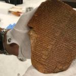 """""""Tăbliţa lui Ghilgameş"""", veche de 3.500 de ani, una dintre cele mai vechi opere literare, urmează să fie returnată Irakului – International"""